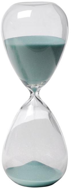 1 Hour Hourglass Sand Timer, Jade