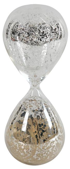 30 Minute Mercury Hourglass Sand Timer Tan