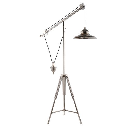 "Quillon Balancing Floor Lamp 31""X17""X71"""