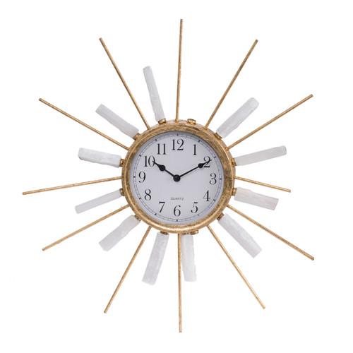 "Dulcie Beam Clock D22.5"""