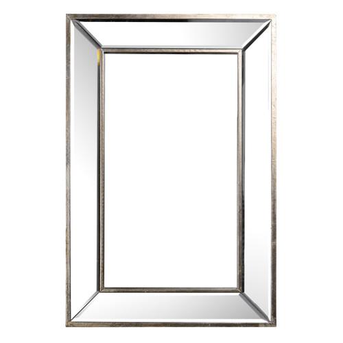 "Mirror Frame Rectangular Wall Mirror 16""x24"""