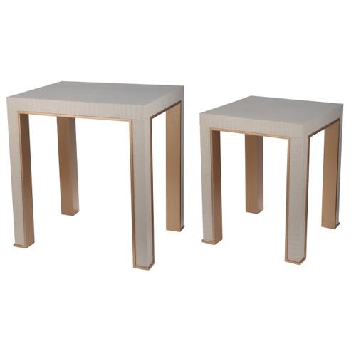 Monetta Nested Tables Set Of 2