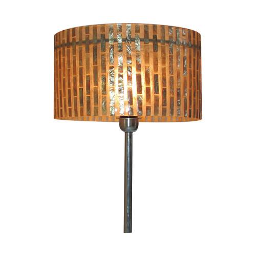 "Sea Shell Lamp Shade D12.5x7"""