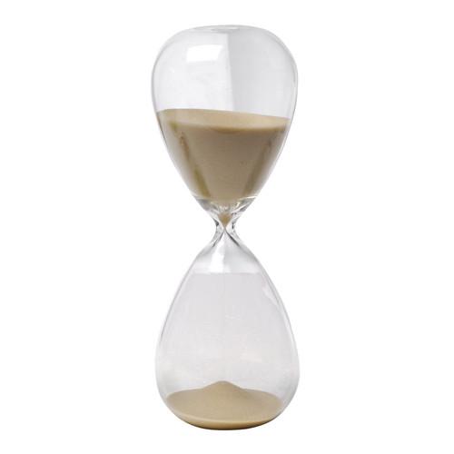 "8"" Ferdinand 30-Minute Hourglass Tan"