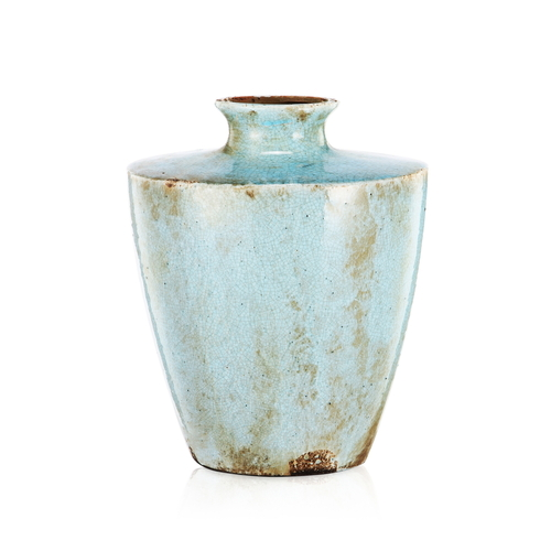 "Terracotta Vase 9""x7""x12"""
