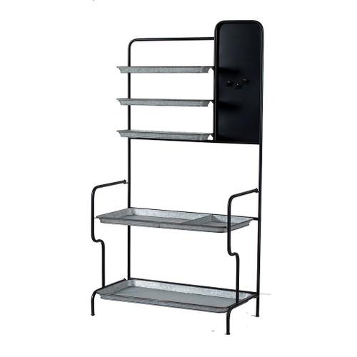 """Storage Shelf With Blackboard 36X19X70"""""""