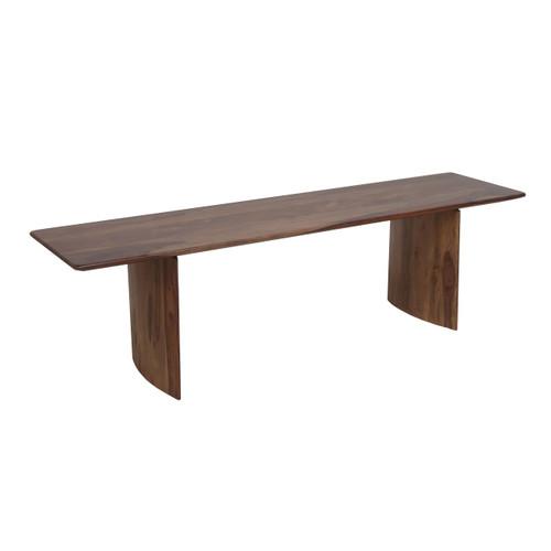 "Sheesham Wood Dining Table 71x35.5x30"""