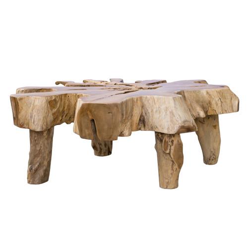 "47x47x17.5"" Coofe Table Round 1EA/CTN"
