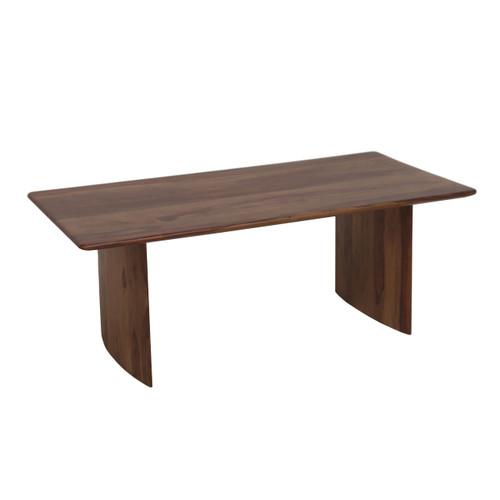 """Sheesham Wood Coffee Table 47x23.5x18"""""""