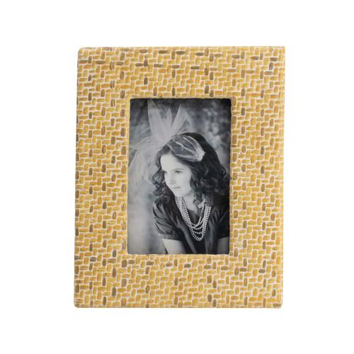 "Rectangular Photo Frame, 4x6"" Opening"
