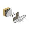 T100-030 installation cutaway