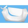 Bathtub Door Conversion Kit
