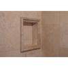 """14"""" x 14"""" Recess It shower niche  (item # REC1414)"""