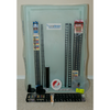 Rectangular OneLiner kit with Oatey drain assembly