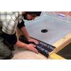 Installing Bituthene Curb Waterproofing