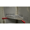 "StringA-Level rigid section used to level Innovis 24"" Corner Seat for installation"