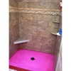 Red Gard and Kirb-Perfect installed in shower