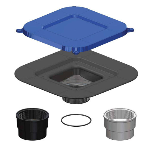Durock Drain kit