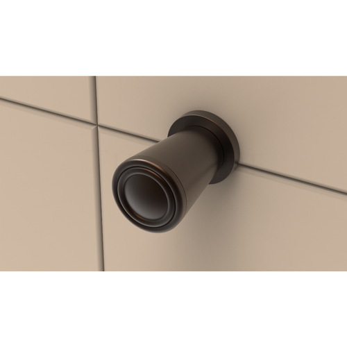 Cone Hook - Traditional in Oil Rubbed Bronze