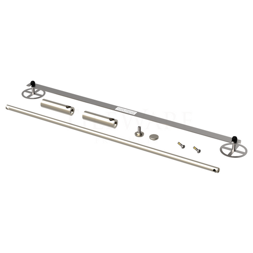"18"" towel bar - installation kit"