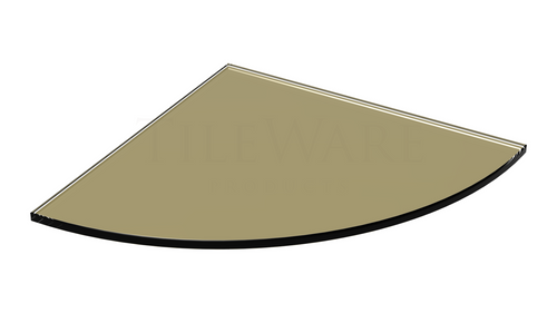 Glass Shelf - Safari