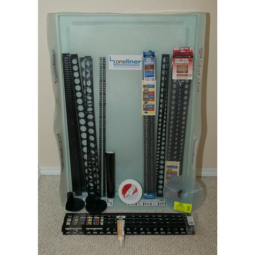 OneLiner Shower Waterproofing Kit