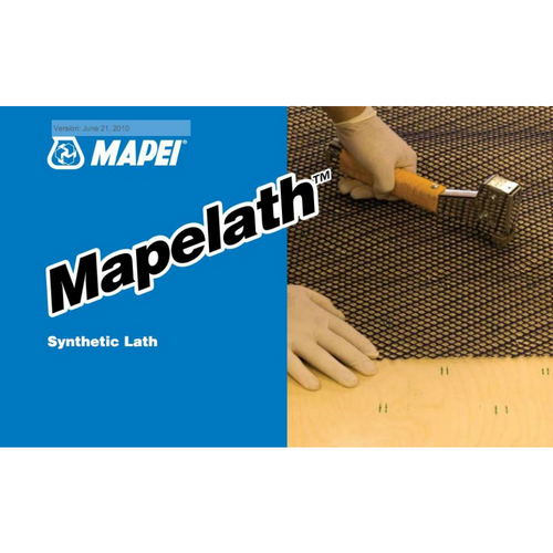 Mapelath Synthetic-Lath Reinforcement Kits