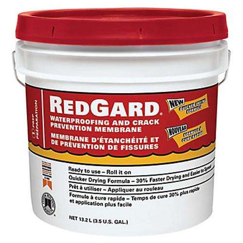 Red Gard Roll On Membrane 3.5 Gallon Pail