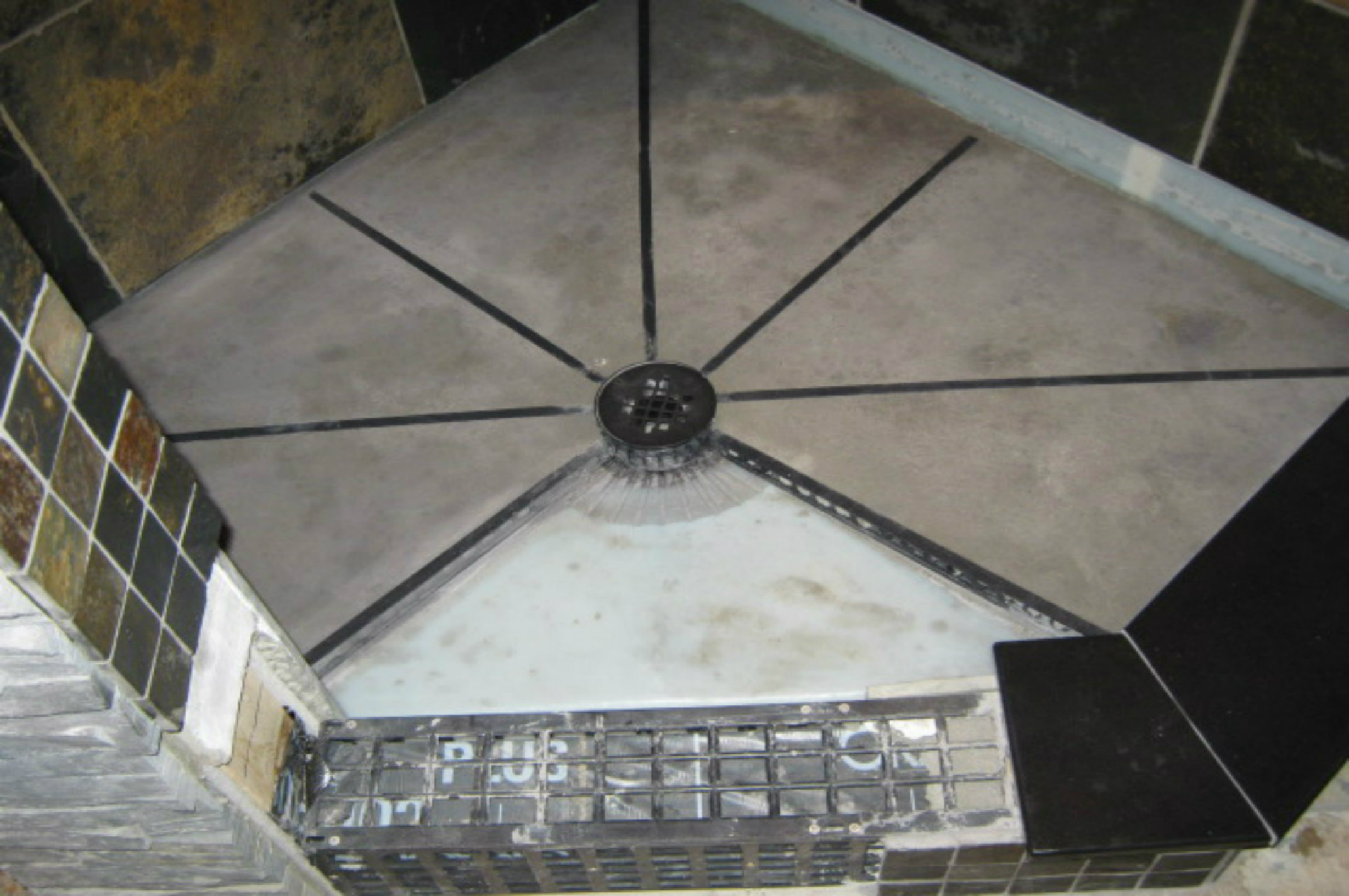 tile shower waterproofing kits