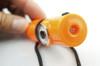 7-IN-1 Survival Whistle in Orange