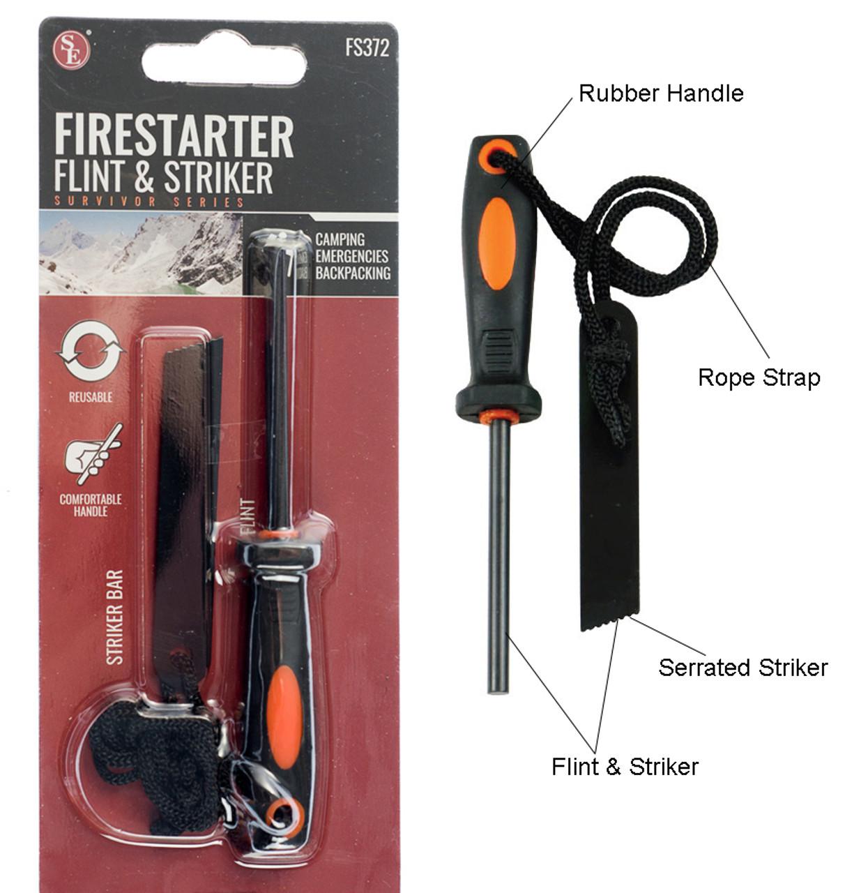 Fire Starter Flint and Striker