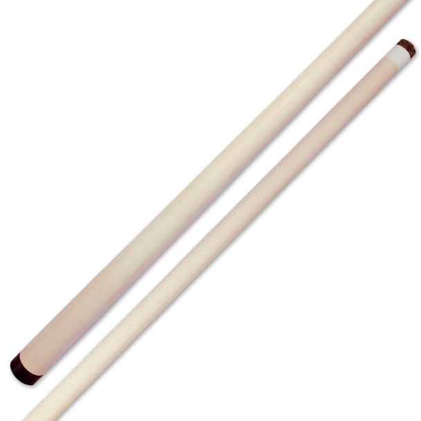 12.75mm Standard Maple Shaft   3/8x10   Black Collar