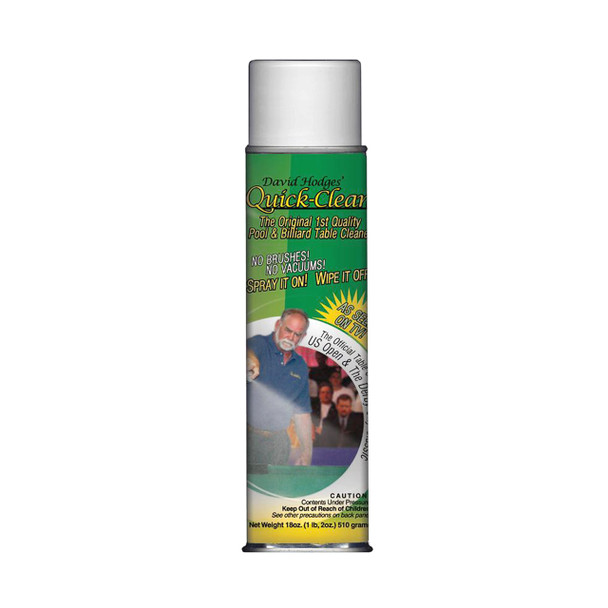 Quick Clean - Pool Table Cleaner