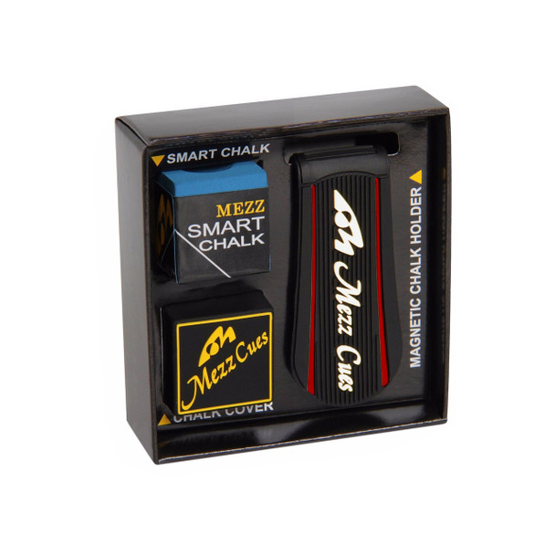 Mezz Smart Chalk System - Red - Box