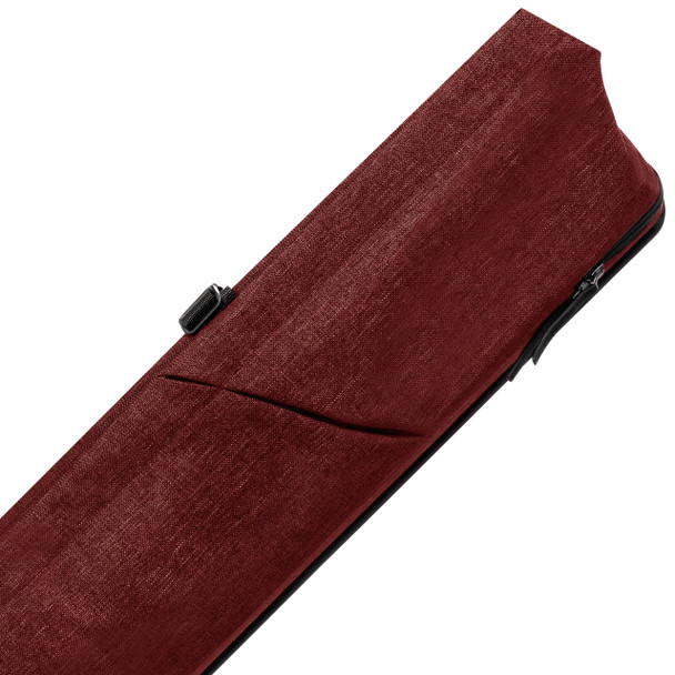 Predator Urbain Red Soft Pool Cue Case - 2x4 - Thumbnail Image
