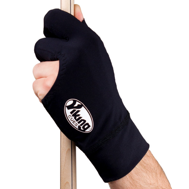 Viking Performance Pool Glove - Black - Front