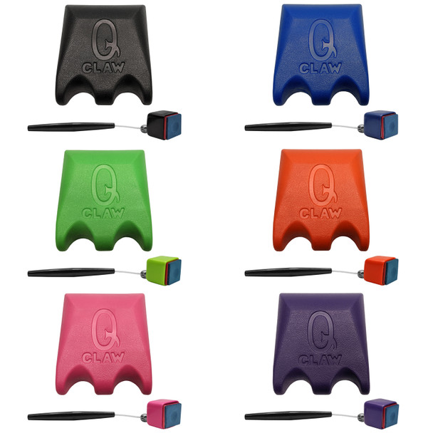 Q Claw 2 And Matching Pocket Chalker With Black Stick - 6 Colors