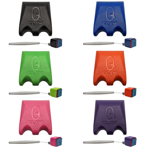 Q Claw 2 And Matching Pocket Chalker With White Stick - 6 Colors