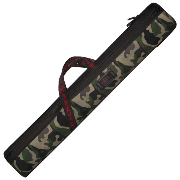 Poison Covert Camo - Hard Case - 2x4 - Front