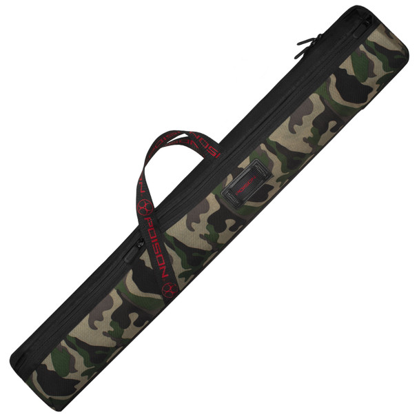 Poison Covert Camo - Hard Case - 3x4 - Front