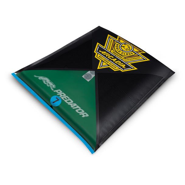 Predator Arcadia Select Pool Table Cloth - Yellow Green - Packaged