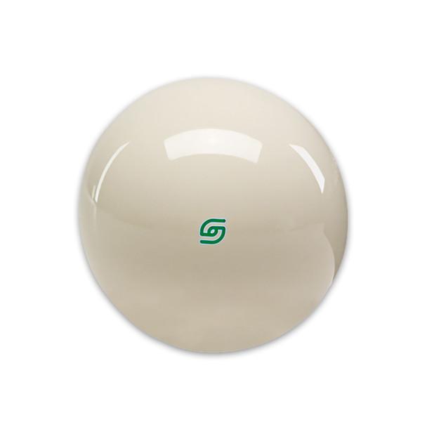 Aramith Magnetic Cue Ball - Green Logo