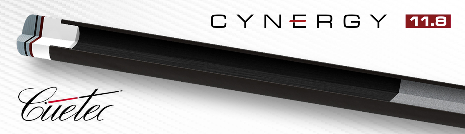 Cuetec 11.8mm Cynergy Shafts