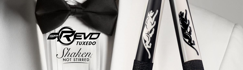 Predator SP2 REVO Tuxedo Edition Pool Cues