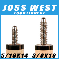 Joss West Joint Pins