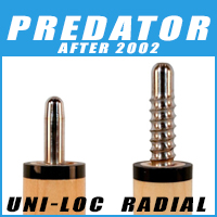 Predator Joint After 2002