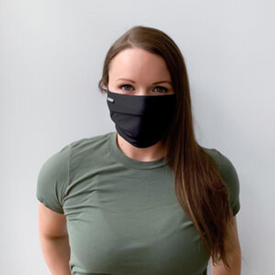 Washable Pleated Face Mask