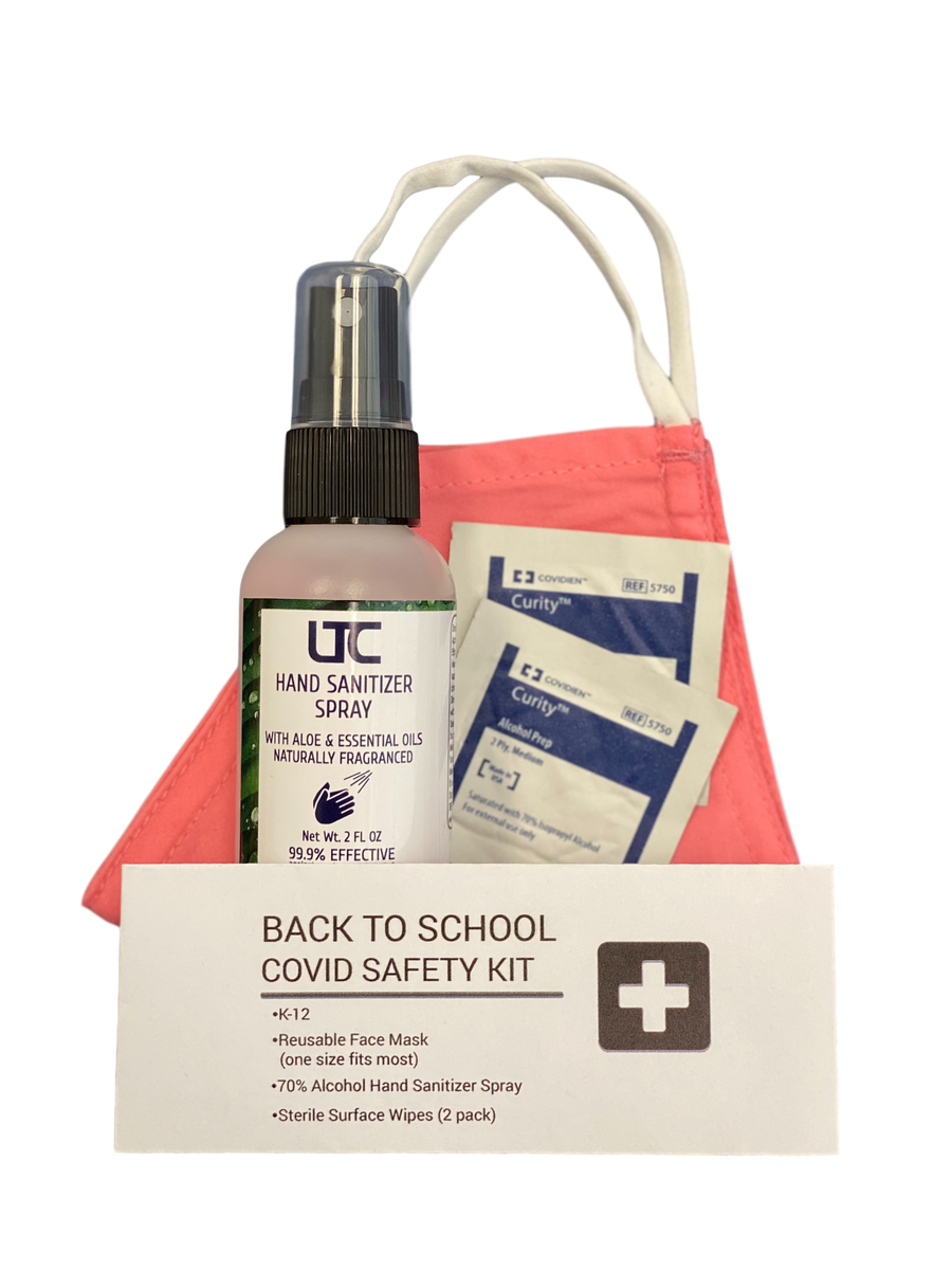 Back to School Covid Safety Kit