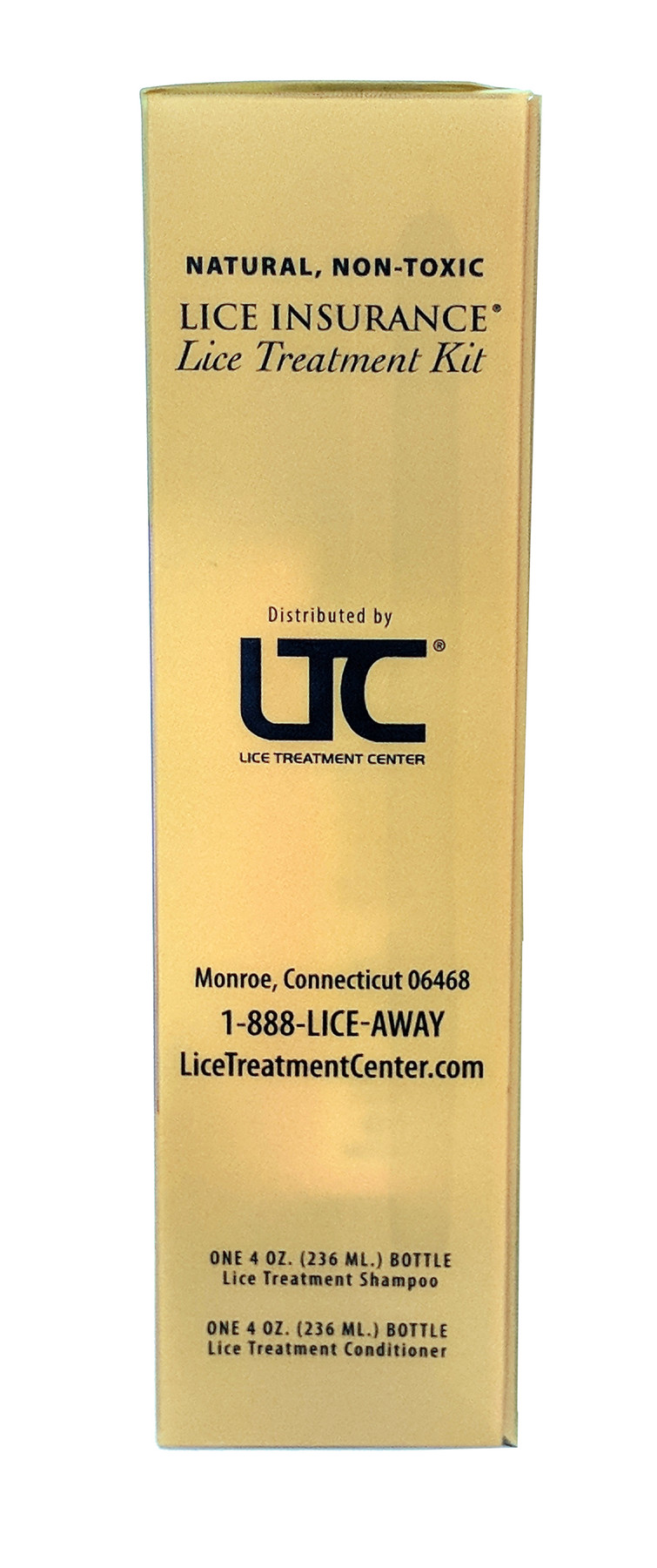 Lice Insurance® Lice Treatment Kit by LTC®