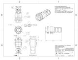 RRD-2C 578S .45 cal KeyMount (KeyMicro)
